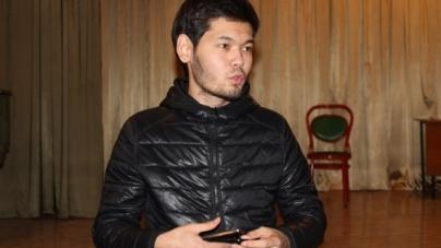Таныс болыңыздар: Абылайхан Қасымов