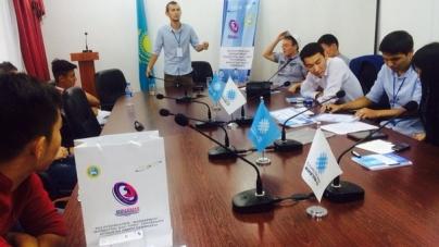Өскемен қаласы, «Жайдарман» және «Жайдарлы Жас Ұлан»  топтарына арналған семинар