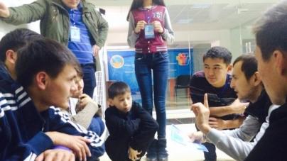 Қостанай қаласы, «Жайдарман» және «Жайдарлы Жас Ұлан»  топтарына арналған семинар