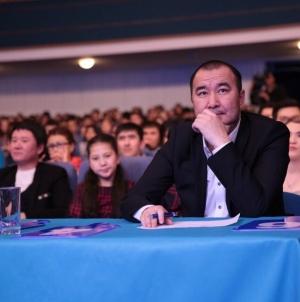Айбек Қалиев ағамызды профессор ғылыми дәрежесімен  құттықтаймыз