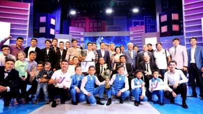 «Жастар» жазғы фестивалінің жеңімпазы — «Сарыарқа құрамасы»