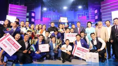 Халықаралық Жайдарман ойындарының жеңімпазы – Қырғызстан құрамасы