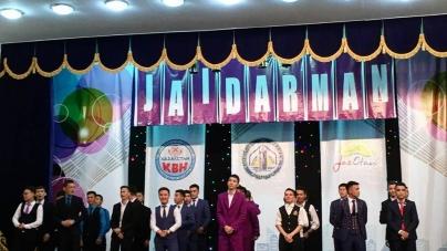 Қызылорда облыстық «Жоғары лига» жайдарман ойындарының 1/2 жартылай финалдық сайысы өтті